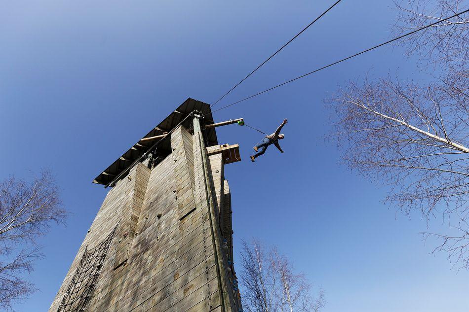 Tower Jump