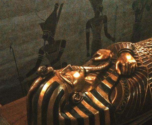 Escape Room 2: Der geheimnisvolle Fluch des Pharao
