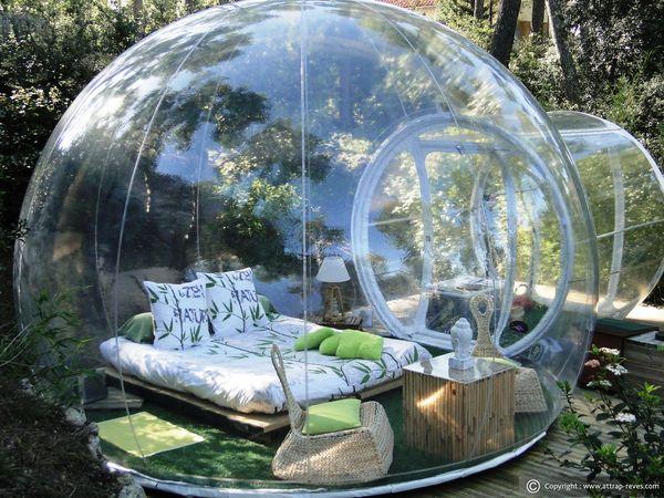 bulle geante
