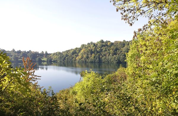 Le parc naturel de l'Eifel volcanique reconnu par l'UNESCO