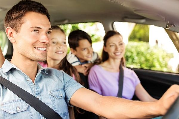Les quatre jeux les plus amusants en voiture