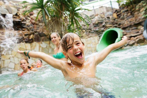 Center Parcs Erperheide est un des meilleurs hôtels d'Europe d'après Tripadvisor