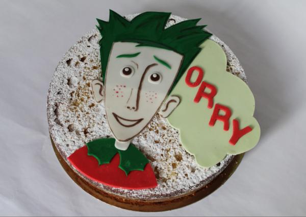 DIY - Le gâteau d'Orry