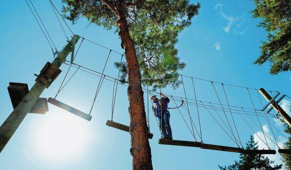 Testé : la nouvelle High Adventure Experience