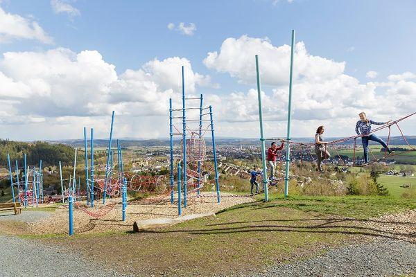 Les trois plus beaux endroits pour pique-niquer à Park Hochsauerland