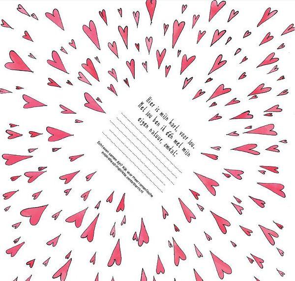 DIY: Een origami hartje voor Valentijn
