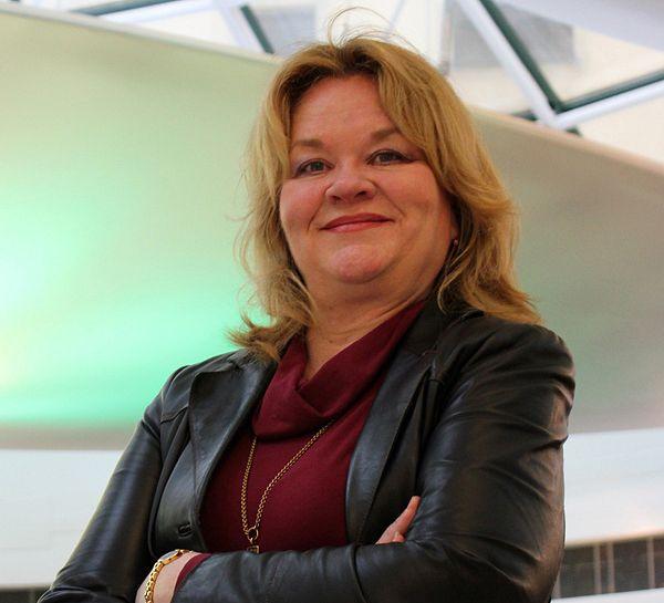 Airo Islandin perustaja Cristina Andersson.