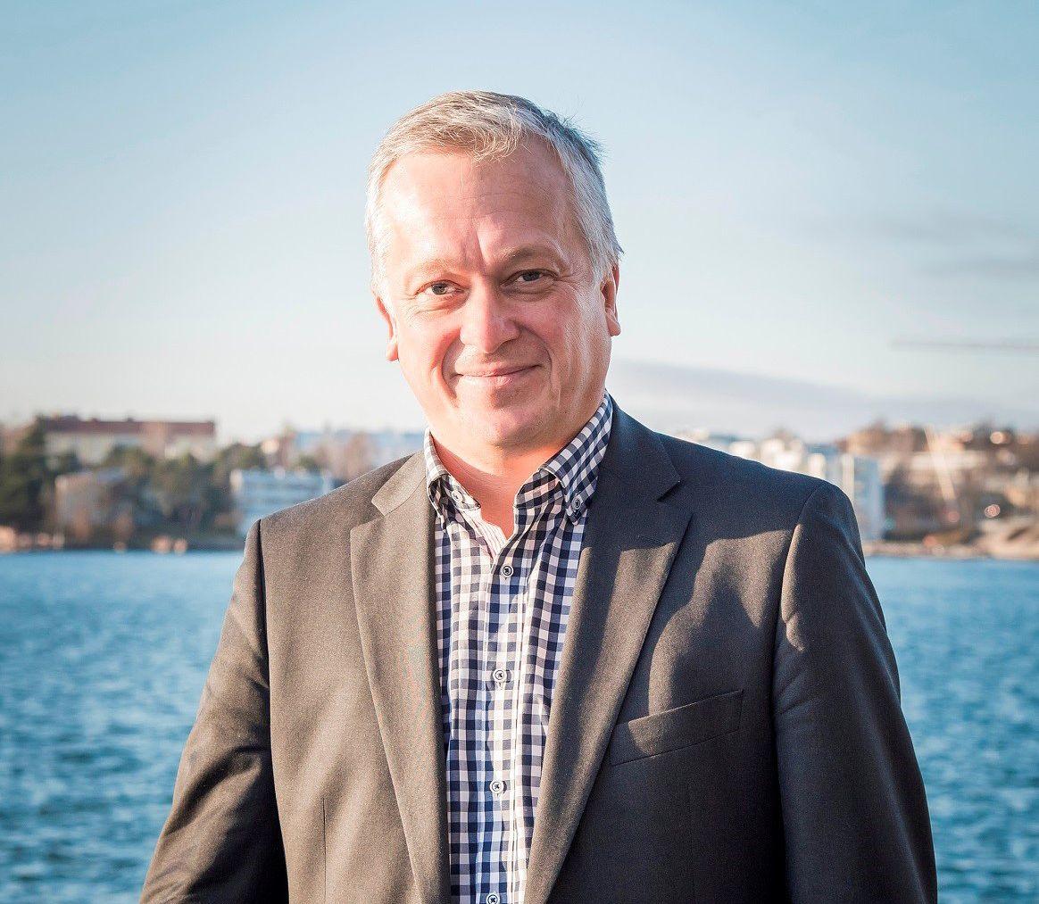 Soneran yritysliiketoiminnan johtaja Petri Niittymäki