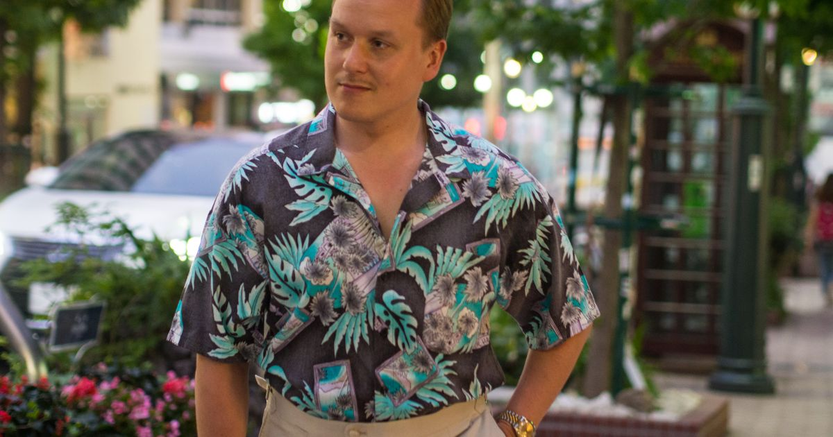 How To Find Vintage Aloha Shirts In Tokyo