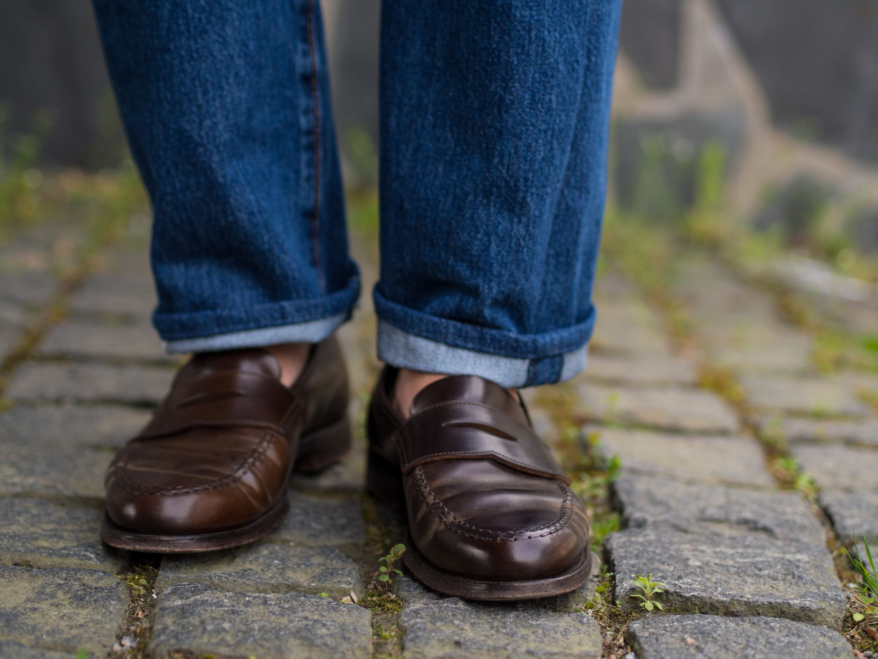 Change You Can Wear >> Levis 501s in a Casual Sartorial Outfit