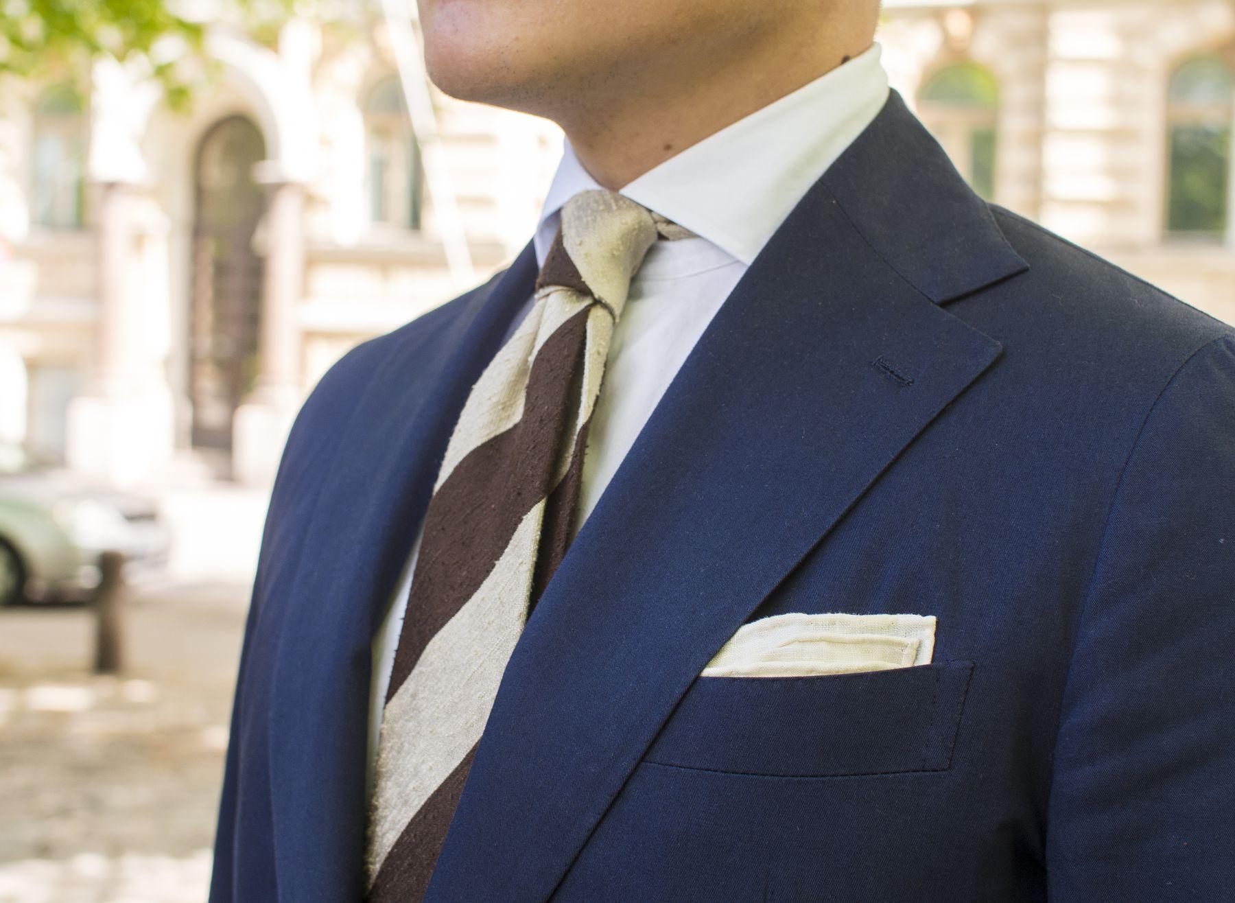Choosing a Suit for a Summer Wedding