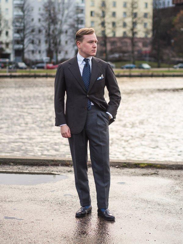 14b9a9b79 Sartoria Peluso suit jacket as a sport coat