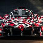 GR Super Sport -hyperautokonsepti teki ensimmäisen julkisen esiintymisensä Le Mansin yhteydessä.