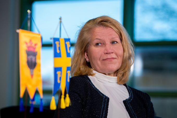 Rauman kaupunginjohtaja Johanna Luukkonen