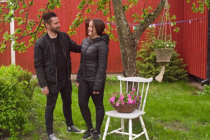Marko ja Iina Östman