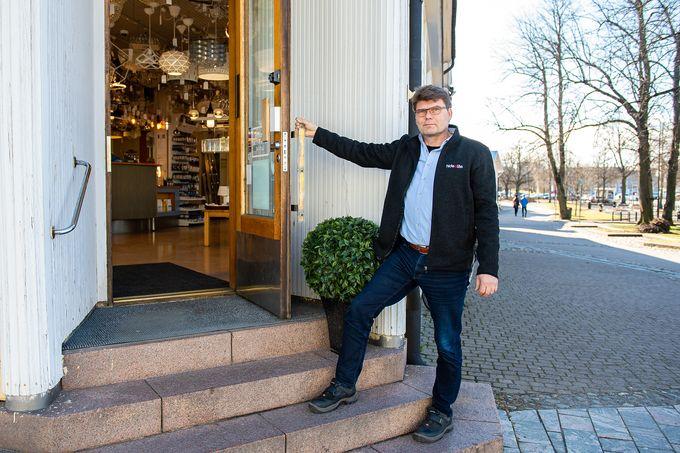 Narvi-Sähkö, Raimo Narvila