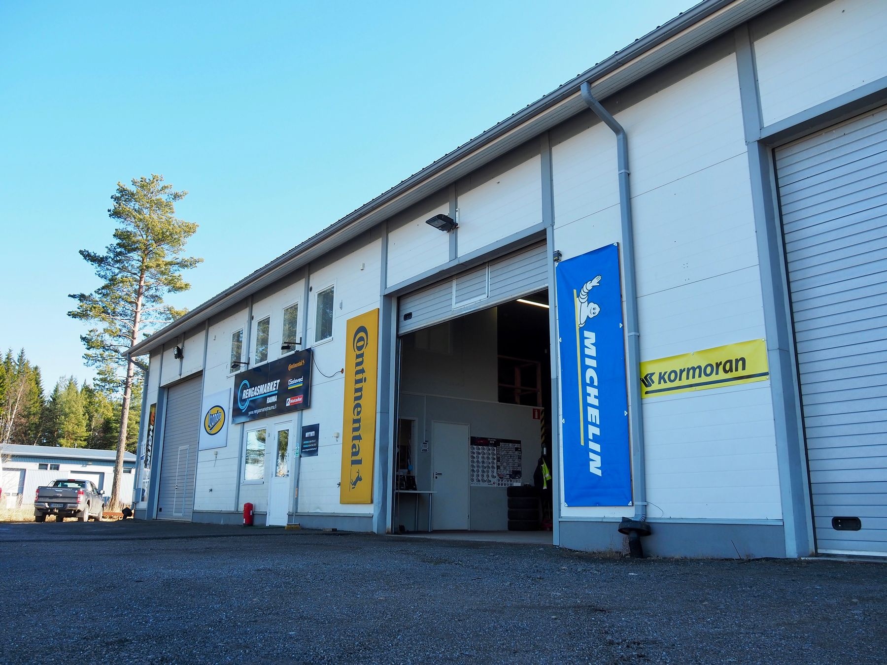 Rengasmarket Rauma