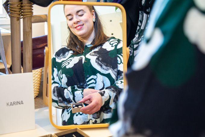 Karina-korut, Anni Kaita-aho Design shop Piilo
