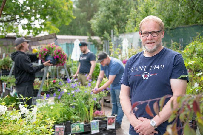 Janne Ylivuori, Siemen-Flora