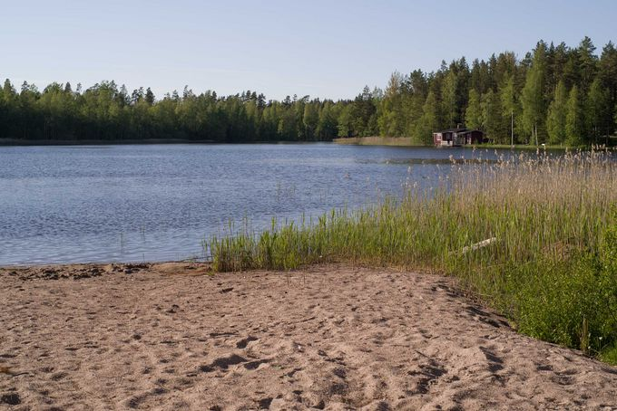 vasaraisten pitkäjärvi