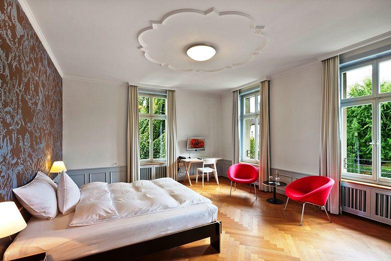 Doppelzimmer Boutique Hotel Auberg Langenthal