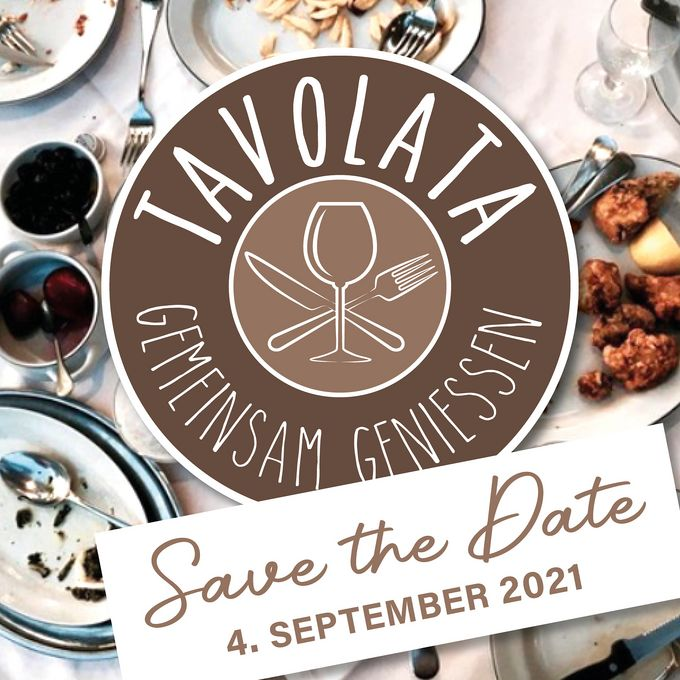 Am 4. September findet die 1. Tavolata in Langenthal auf den Wuhrplatz statt.