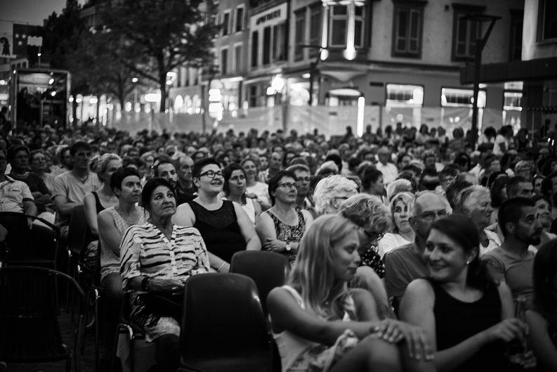 Sommerkino Langenthal Sommer 2017