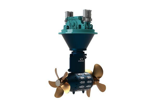 SP 35 CRP Propulsion unit