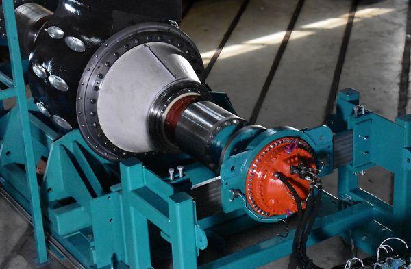 Steerprop Factory Acceptance Test
