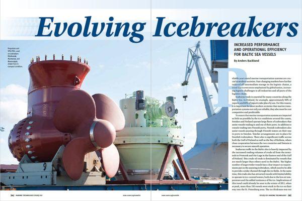 Evolving Icebreakers article