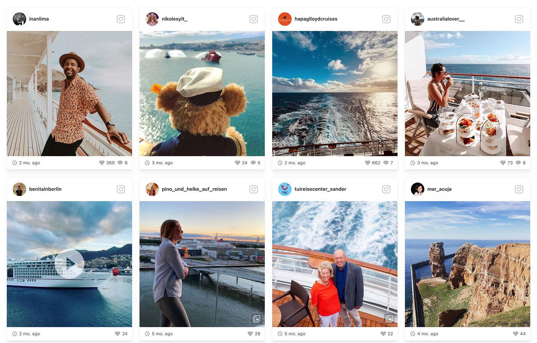 Leicht gemacht Instagram Feeds in Squarespace einbinden