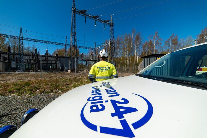 Rauman Energia Sähköverkko Oy