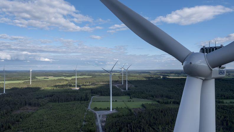 Santavuoren tuulivoimapuisto