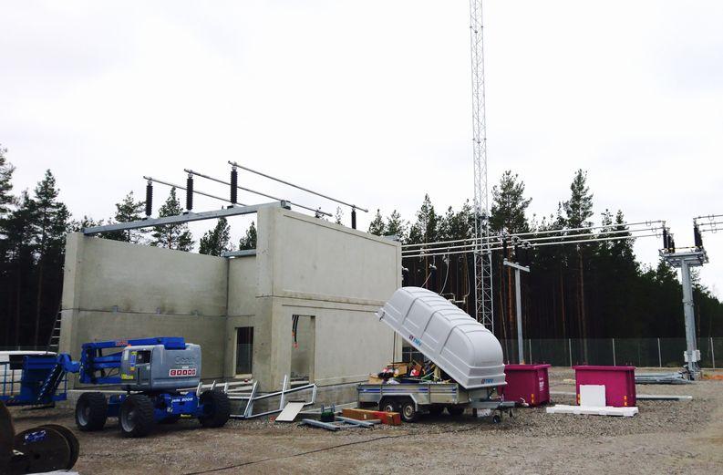 Lakarn sähköasema