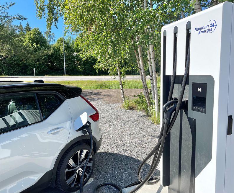 Rauman Energia, HPC Pitkäjärvi
