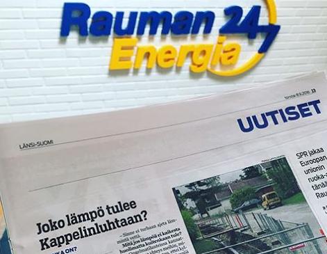 Kaukolämpö, Länsi-Suomi.