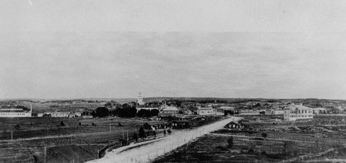 Rauman Valtakatu 1890