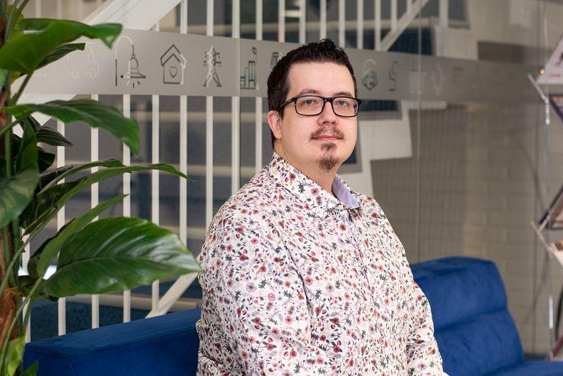 Sami Nylund, myyntipäällikkö, Rauman Energia