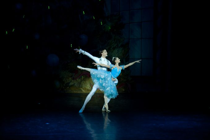 From 9 – 13 January, Saint Petersburg Classic Ballet will bring a new version of The Nutcracker to Sheffield's Lyceum theatre.
