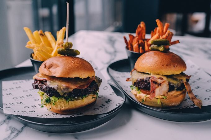 Grab a free burger at OHM Sheffield in Sheffield after 5pm