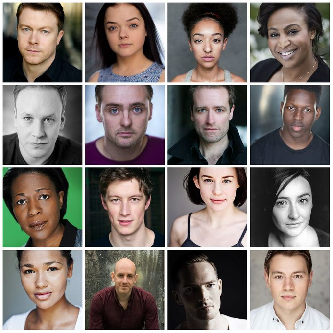 Full cast for 'A Midsummer Night's Dream' at Crucible 27 September - 20 October