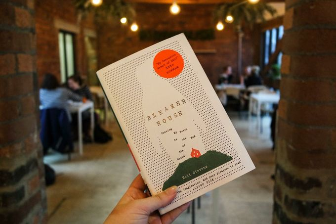 Birdhouse Tea Bar & Kitchen hosts Sheffield's #OhCoBookClub this Tuesday. Photo by Amber Carnegie