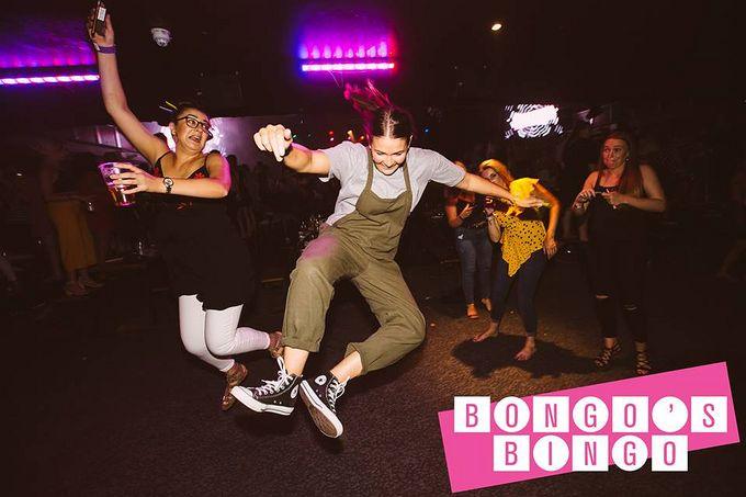 Will you catch the bongo's bingo bug?