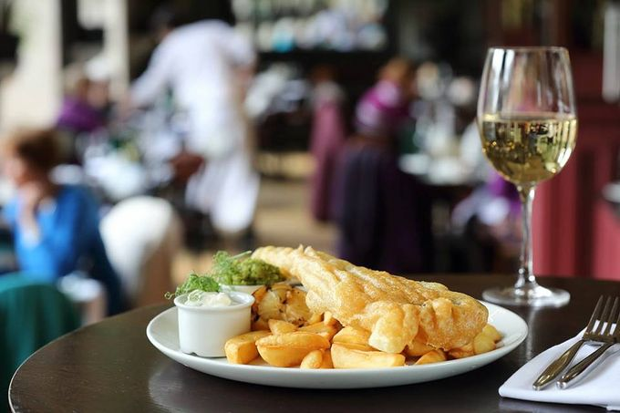 Get two courses and a glass of wine for £15 at Browns with a free Dine Sheffield voucher from www.dinesheffield.co.uk.