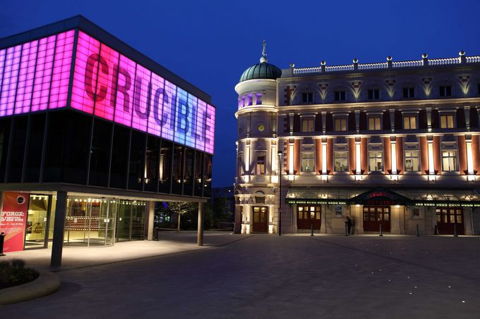 Tudor Square, Sheffield Theatres,