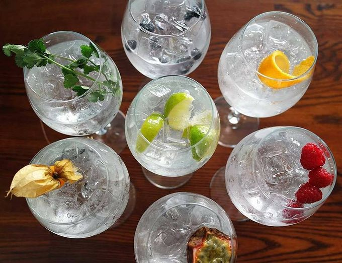 Sample three of Yorkshire's finest Gins at The Devonshire this Thursday