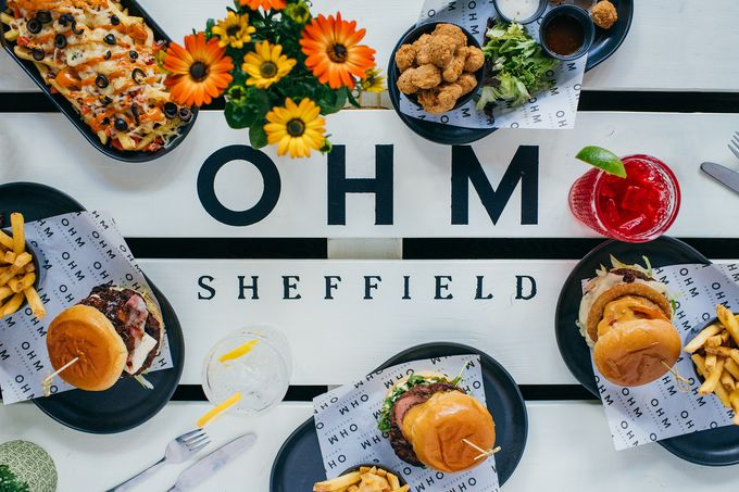 Get 30% off your food bill at OHM!