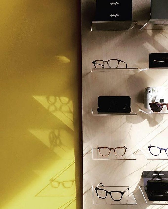 EYEYE is a new breed of opticians.