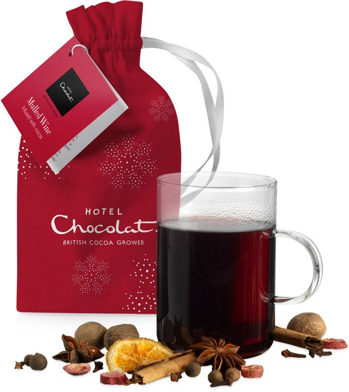 Cocoa Mulled Wine from Hotel Chocolat