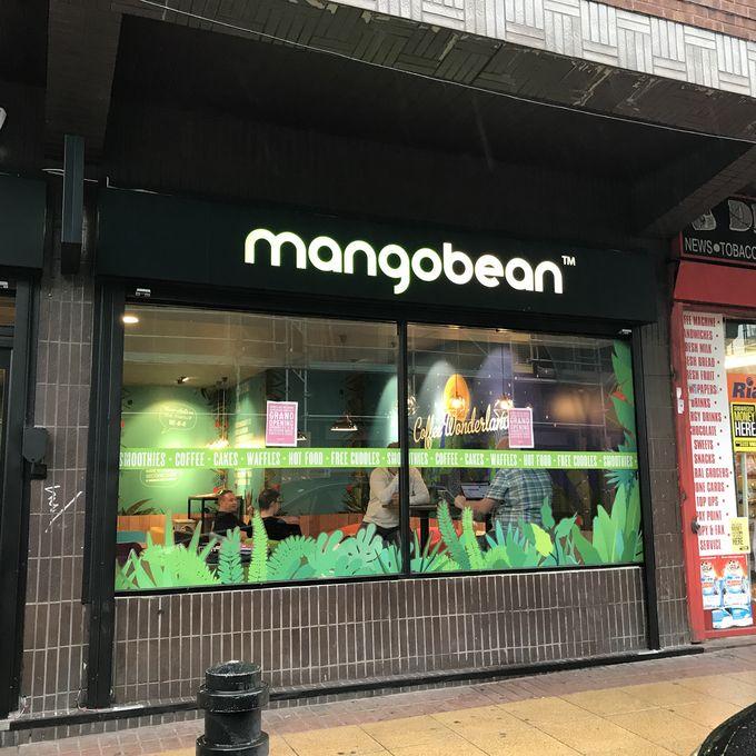 Mangobean, Division Street, Sheffield